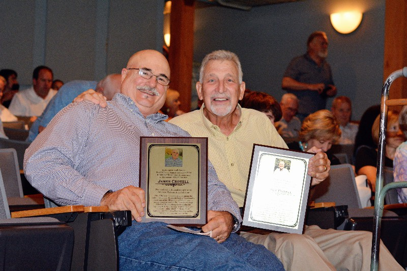 American Bladesmith Society honors former Texarkana College employees 2